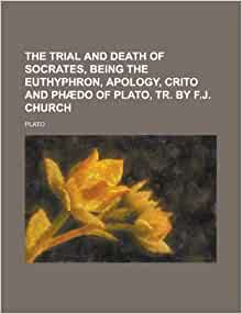 the apology the trial and death Probably the central argument in the apology is that one should never betray one's own philosophy for any reason, even if the reason is death moreover, death should never be a deterrent to a man (especially a philosopher) because no man has true knowledge of death, and surely it is the most blameworthy ignorance to believe that one knows what one does not know.