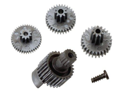 Hitec 55025 HS-45 Karbonite Gear Set w/o 1st Gear ()