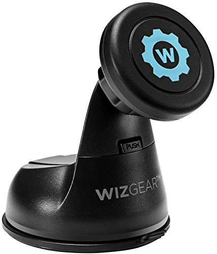 Car Mount, WizGear Universal Magnetic Car Mount Holder, Wind