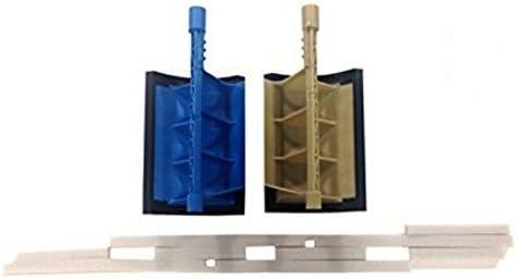 Dual Zone Air Conditioning Heater Flap Repair Kit Peugeot 407 Citroen C5 6480E3