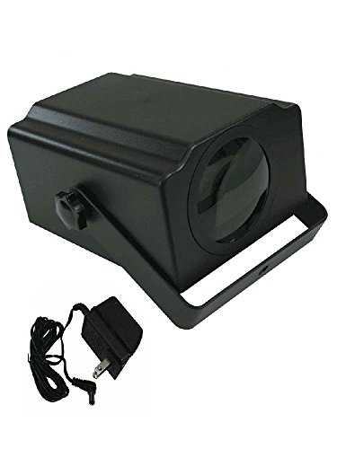 Holiday Lights LED Moon Flower with Continuous Sound Activated Function Projector [LE9412-CA][SE13] -