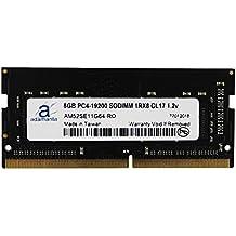 "Adamanta 8GB (1x8GB) Memory Upgrade for 2017 Apple iMac 27"" Retina 5K Display DDR4 2400Mhz PC4-19200 SODIMM 1Rx8 CL17 1.2v Single Rank RAM DRAM"