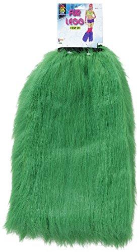 Candy Raver Halloween Costume (Forum Novelties Women's Club Candy Novelty Leg Warmers, Green, One)