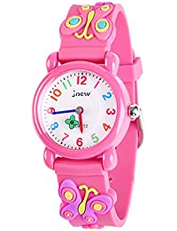 Waterproof Watch for Kids, 3D Lovely Cartoon Design - Best Gifts