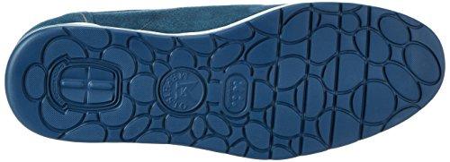 Mephisto Valerio Velsport 3632 Sand, Zapatos de Cordones Derby para Hombre Blau (MULBERRY)