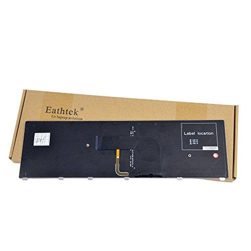 New US Layout Backlit Laptop Keyboard For IBM Lenovo Thinkpad Edge E531 E540 W540 T540 T540P L540 W541 W550 W550s T550 Fit P//N 04Y2387 0C44952 04Y2417 04Y2465 0C45030 04Y2495 Backlight Light