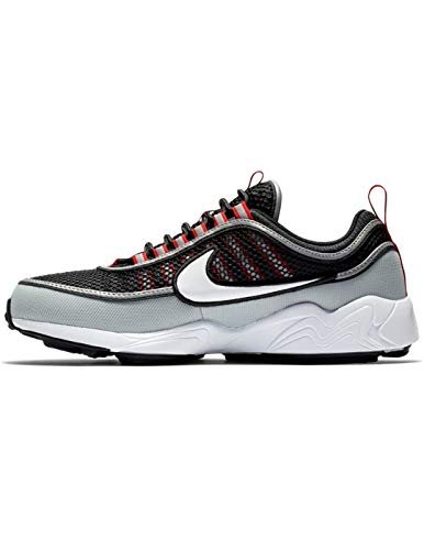 Red Chaussures Running NIKE de Spiridon Homme '16 Air White 010 Wolf Compétition Zoom Multicolore University Grey Black nTnqx1w