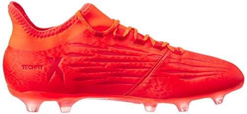 adidas X 16.2 Fg, Botas de Fútbol para Hombre Rojo (Rojsol / Roalre / Roalre)
