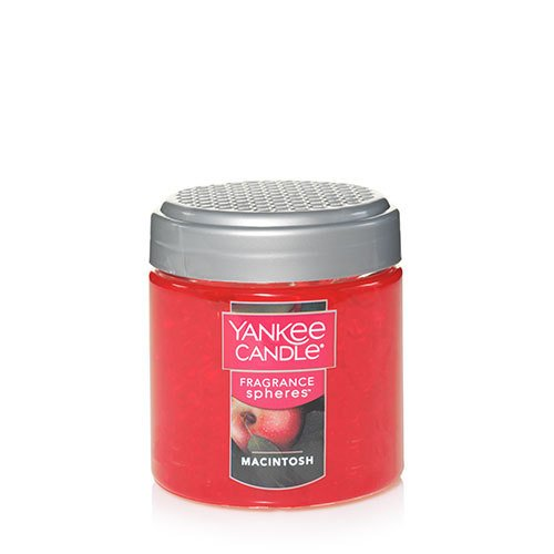 Yankee Candle Fragrance Spheres Odor Neutralizing Scent Beads, Macintosh