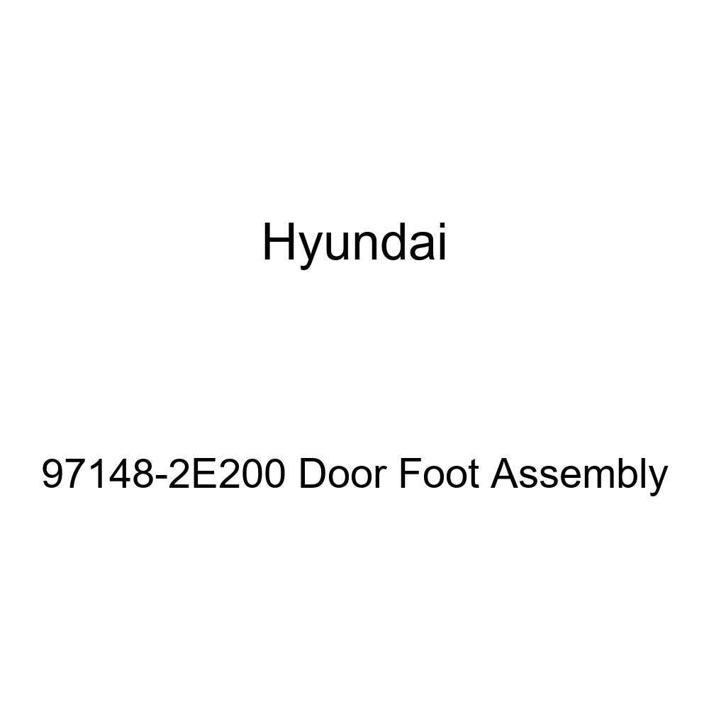 Genuine Hyundai 97148-2E200 Door Foot Assembly