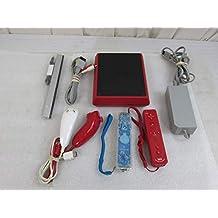Red Wii Mini Console MotionPlus Bundle (Wii)