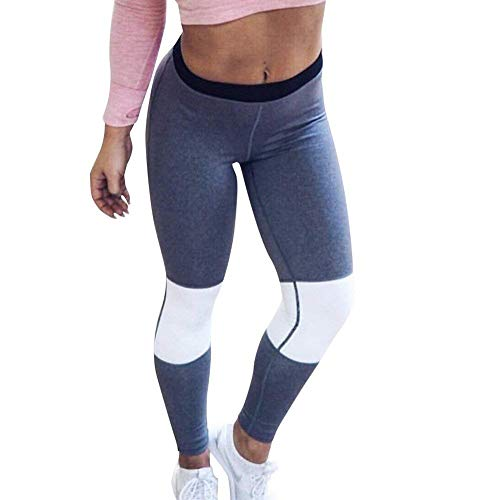 Talle Para Leggings Alto Photo De Correr Elástico Pantalones Color Estiramiento Fitness Fashion Ropa Basic Deportivos Yoga Hx Puntos Medias Mujer 4OF88q