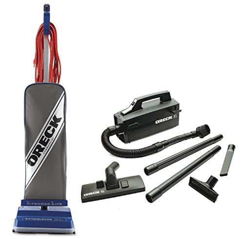oreck bagged upright vacuum - 8