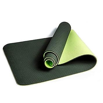 Ollt Yoga Mat Pilates Meditación Abs Entrenamiento ...
