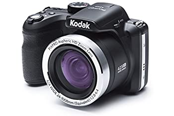 "Kodak Pixpro Astro Zoom Az421 16 Mp Digital Camera With 42x Opitcal Zoom & 3"" Lcd Screen (Black) 2"