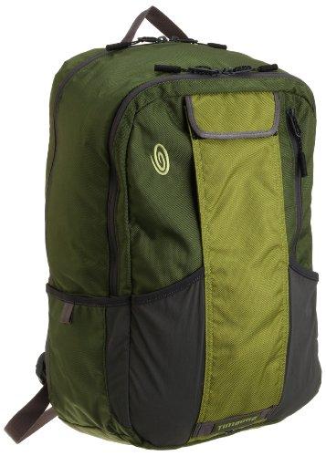 Sorbet Green (Timbuk2 Track II Laptop Backpack, Sorbet Green/Algae Green/Gunmetal, Medium)