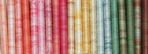 River Silk Ribbons:20 colors-4mm- Hibiscus (Hibiscus Ribbon)