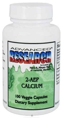 Advanced Research 2-aep Calcium - 100 Ve - Hans Niepers Calcium Shopping Results