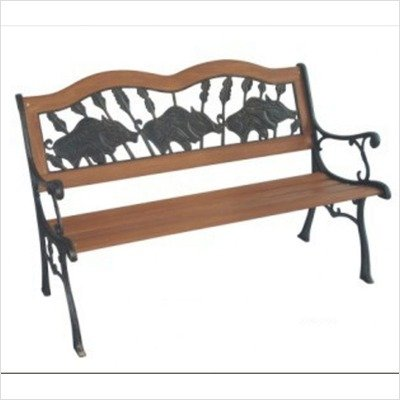 Dc America SL2007-PF, If Pigs Could Fly Park Bench, Cast ...