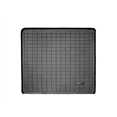 2013-2016 Toyota 4Runner WeatherTech Cargo Liner (Black) [For Models Not Equipped With 3rd Row Seating]
