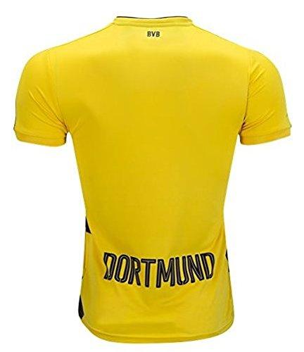 Yan firstfc Borussia Dortmund Home 17/18 Soccer Jersey Men's Color Yellow Size - Borussia Dortmund Shirt
