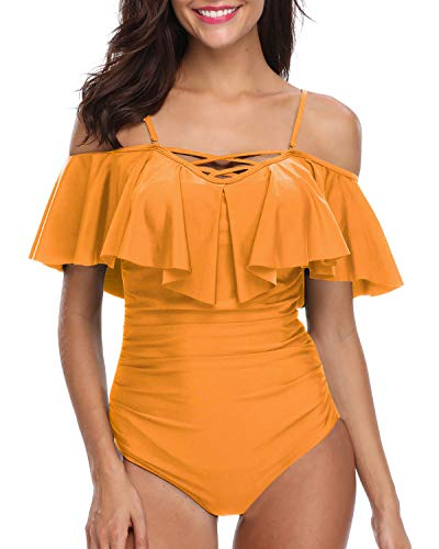 Holipick Women One Piece Sexy V ...