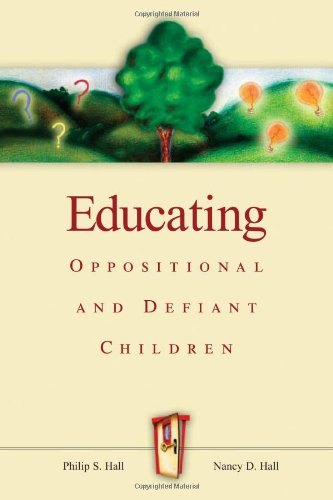 Green Halls Magnum - Educating Oppositional and Defiant Children