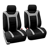 FH GROUP FH-FB070102 Sports Fabric Bucket Seat Covers