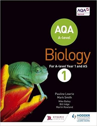 Aqa a Level Biology Studentbook 1 (Aqa a Level Science)