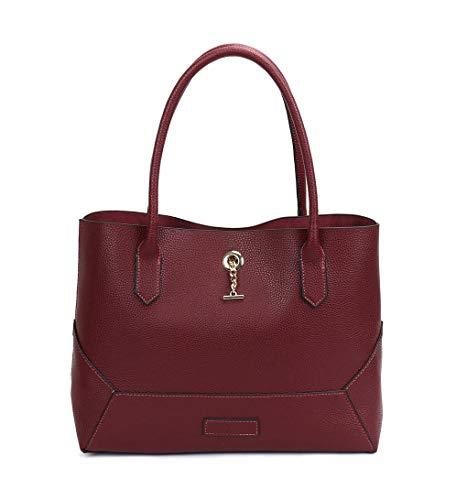 Shoppers DEERWORD bandolera clutches hombro de y Bolsos Mujer y bolsos Barna de mano Carteras rrqUx5w6Zn