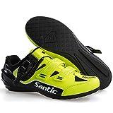 Santic Lock-Free Cycling Shoes MTB Shoes Road Bike