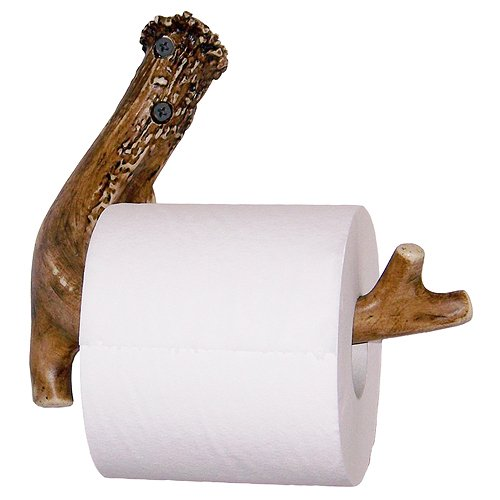 UPC 094922365286, Mountain Mike's Reproductions Antler Toilet Paper Holder