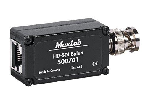 MUXLAB 500701 HD-SDI BALUN CAT5 BALUN