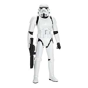 Star Wars 78241 - Figura de acción Stormtroopers (Jakks Pacific UK 78241) - Figura Storm Trooper (80 cm)