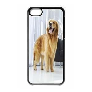 XiFu*Meiiphone 6 4.7 inch Case, Elegant Golden Retriever Case for iphone 6 4.7 inchXiFu*Mei