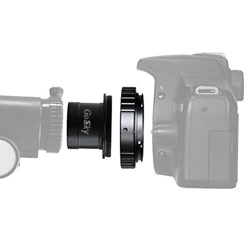 1.25-Inch Telescope Camera Adapter