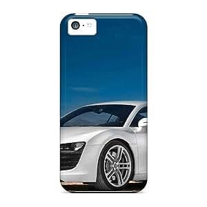 Iphone 5c Cases Covers Skin : Premium High Quality Audi R8 2007 Cases
