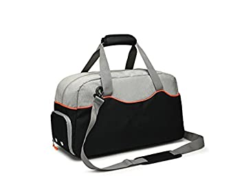 ea73ac472641 Image Unavailable. Image not available for. Colour  Yunqir Multi-Function  Multifunction Oxford Cloth Large Capacity Gym Bag Sports Holdall Travel  Weekender ...