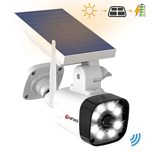 Solar Powered 5 Led Outdoor Light