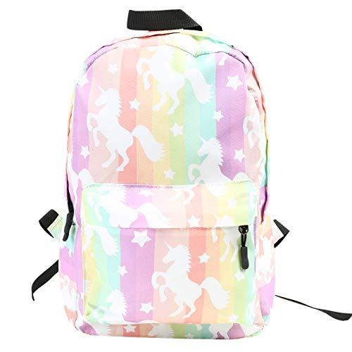 Liliane Unicorn backpacks girls backpacks for elementary school bag A109 OneSzie