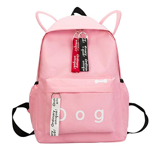 Pocciol Women Favorite Backpacks, 2018 Newly Fashion Women Students Canvas Lovely Shoulder School Bag Tote Backpack