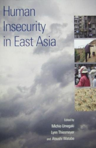Human Insecurity in East Asia Michio Umegaki