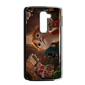 Ringke FUSION Thunder and the House of Magic Cute Cartoon Case For LG G2 Csaes phone Case THQ140663