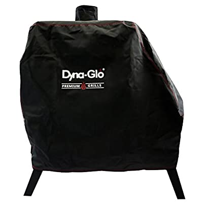 Dyna-Glo DG1890CSC Premium Vertical Offset Charcoal Smoker Cover from Dyna-Glo