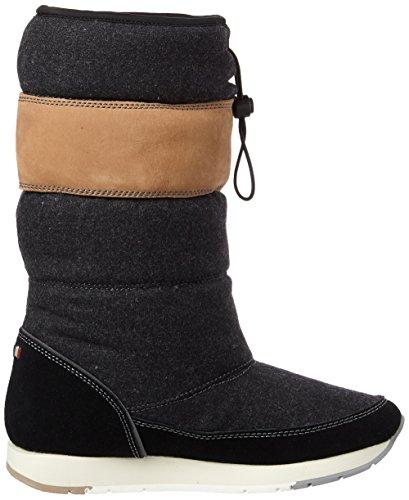 Nieve Botas NAPAPIJRI Negro N00 Mujer para Footwear Rabina de Black wgwWCqI