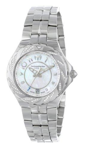 TechnoMarine Women's 713004 Sea Pearl Watch