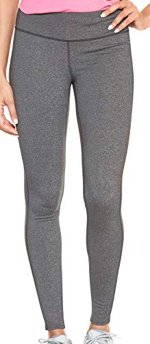 GAP Womens GapFit Leggings, Charcoal Grey (M)