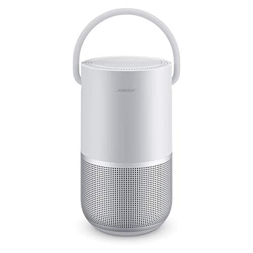 chollos oferta descuentos barato Bose Portable Smart Speaker Altavoz portátil con control de voz Alexa integrado Color Plata