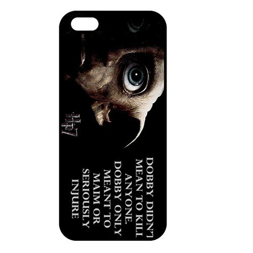 Coque,Harry Potter Quotes Design Case Cover Cover for Coque iphone 7 PLUS 5.5 pouce Back Casing With Best Plastic - Cute Coque iphone 7 PLUS Phone Case Cover for Gift