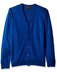 AquaGuard Mens Hart-m425-pilbloc V-Neck Button Cardigan Sweater Sweater